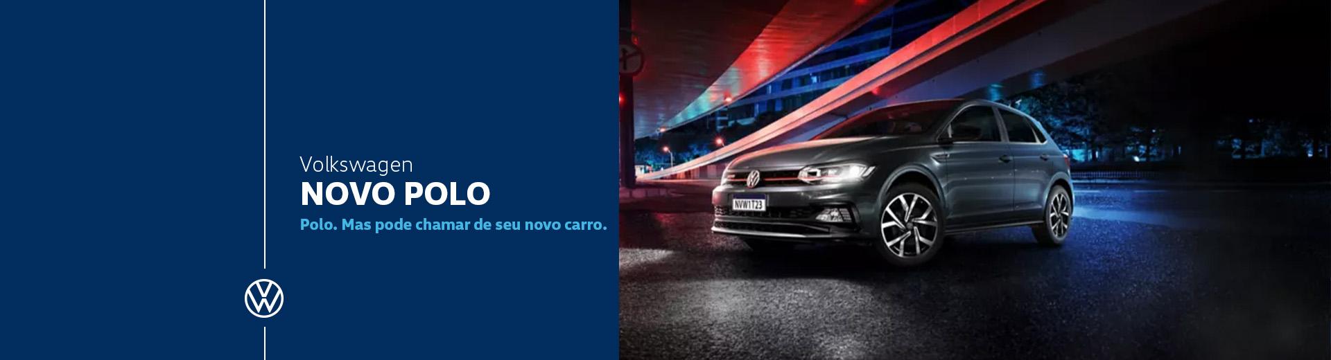 Novo Volkswagen Polo para Comprar na Concessionária Autorizada Divosul Volkswagen em Porto União, Santa Catarina, SC