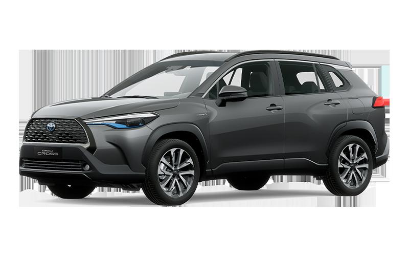 Nuevo Toyota Corolla Cross para Comprar en Concesionario Oficial Toyota Sarthou en Buenos Aires y Tigre, AR