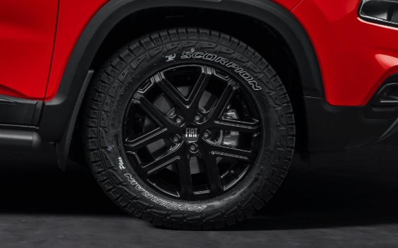 Nova Fiat Toro para Comprar na Concessionária Fiat Automotive em Rio de Janeiro, RJ