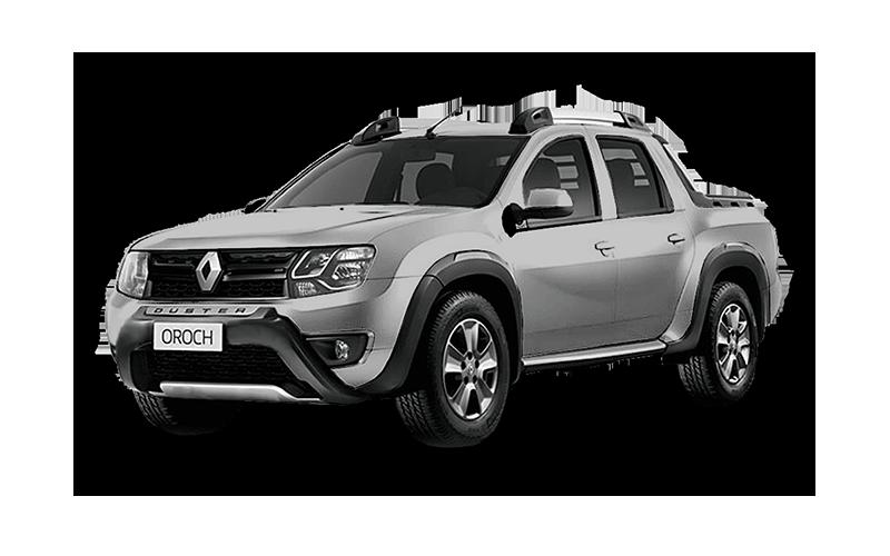 Novo Renault Duster Oroch para Comprar na Concessionaria Autorizada Itaimbé Renault em Santa Maria, RS