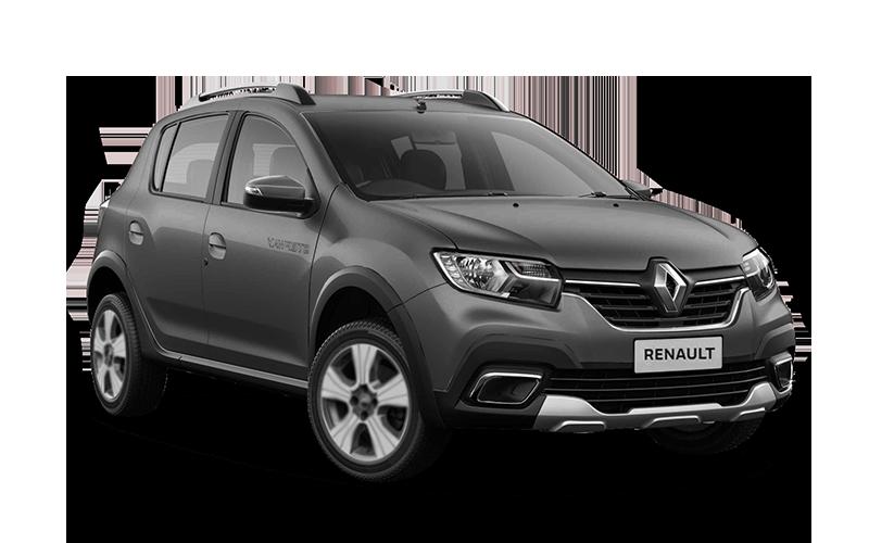 Novo Renault Stepway para Comprar na Concessionaria Autorizada Itaimbé Renault em Santa Maria, RS