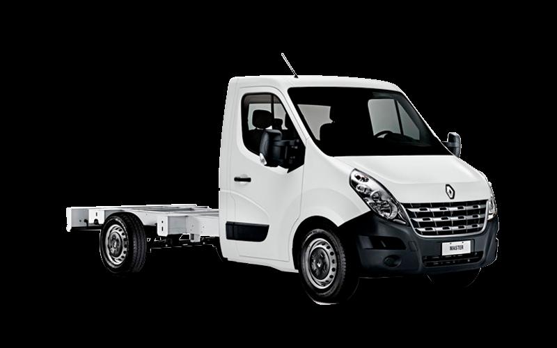 Novo Renault Master Chassi para Comprar na Concessionaria Autorizada Itaimbé Renault em Santa Maria, RS