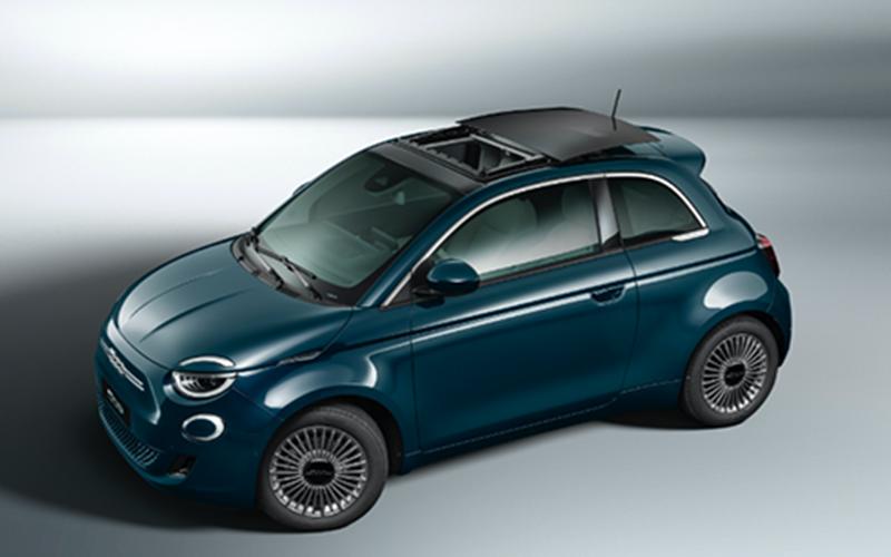 Novo Fiat 500E para Comprar na Concessionária Fiat Automotive em Rio de Janeiro, RJ