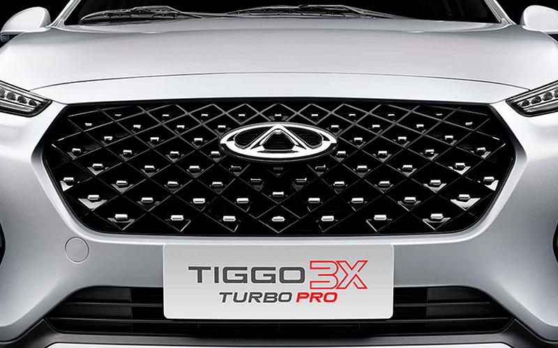 Tiggo 3x