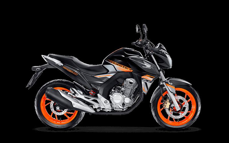 Nova Honda CB Twister para Comprar na Concessionária Autorizada Valecross Honda no Rio Grande do Sul, RS