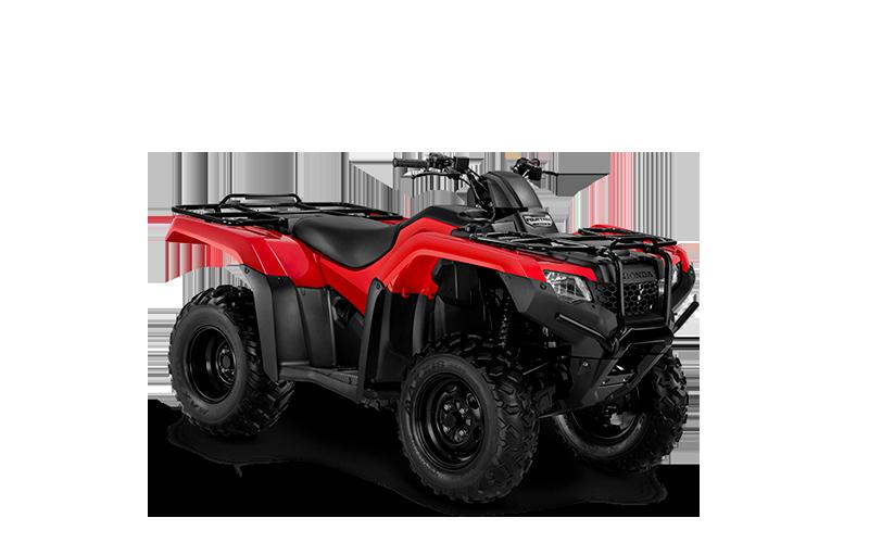 Nova Honda TRX 420 FOURTRAX para Comprar na Concessionária Autorizada Valecross Honda no Rio Grande do Sul, RS