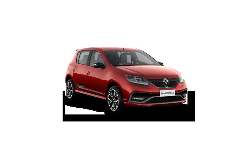 Novo Renault Sandero R.S para Comprar na Concessionaria Autorizada Itaimbé Renault em Santa Maria, RS