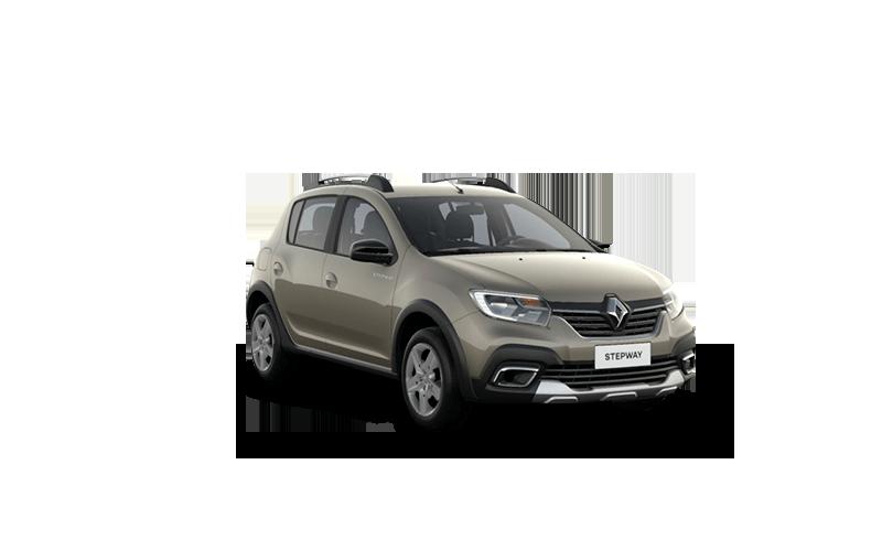 Novo Renault Sandero Stepway 2021 para Comprar na Concessionária Autorizada Renault Auto France no Rio de Janeiro, RJ e no Espirito Santo, ES